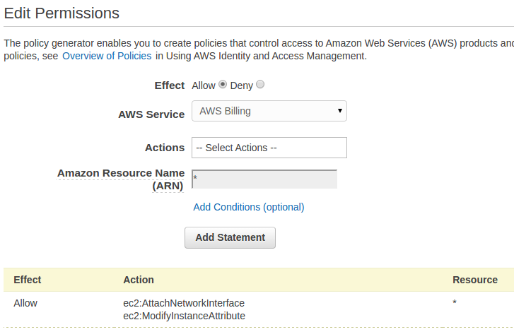 Mark Drummond – Highly Available NAT with AWS Auto Scaling